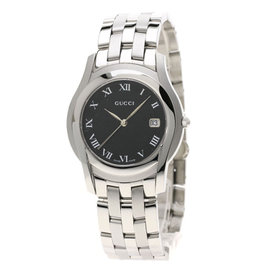 Gucci 5500M 34mm Mens Watch
