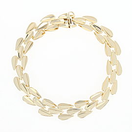Robert Lee Morris 18K Yellow Gold Bracelet