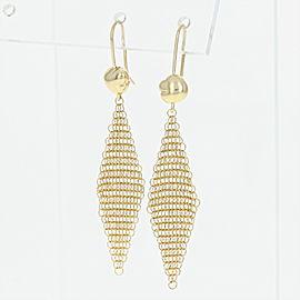 Tiffany & Co. 18K Yellow Gold Diamond Earrings