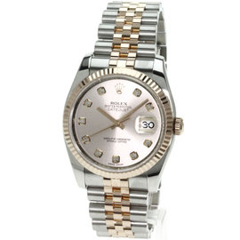Rolex Datejust 116231G 35mm Mens Watch