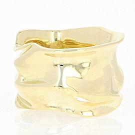 Ippolita 18K Yellow Gold Ring Size 6