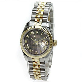 Rolex Datejust 179173NRD 26mm Womens Watch