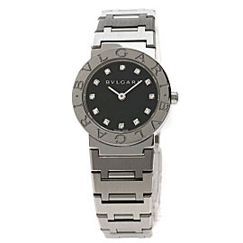 Bulgari BB26SS 26mm Womens Watch