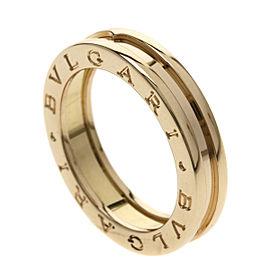 Bulgari 18K Rose Gold B-zero 1 Ring