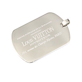 Louis Vuitton Stainless Steel Necklace