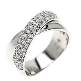 Ponte Vecchio 18K WG Diamond Ring