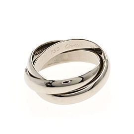 CARTIER Ring Trinity ring 18K White Gold