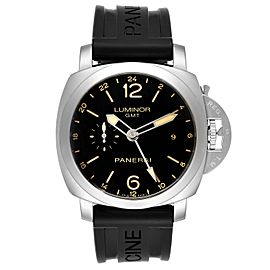 Panerai Luminor GMT 44mm Steel Mens Watch PAM00531