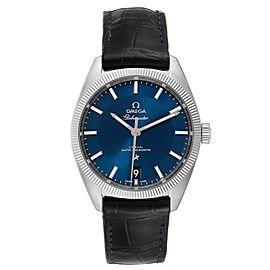 Omega Constellation Globemaster Steel Watch 130.33.39.21.03.001