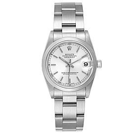 Rolex Datejust 31 Midsize Silver Dial Ladies Watch 78240