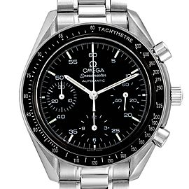 Omega Speedmaster Reduced Hesalite Crystal Automatic Mens Watch