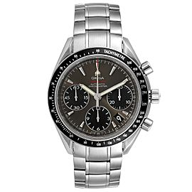 Omega Speedmaster Date Grey Dial Mens Watch 323.30.40.40.06.001