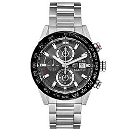Tag Heuer Carrera Chronograph Automatic Mens Watch CAR201W
