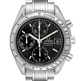Omega Speedmaster Date 39mm Automatic Steel Mens Watch