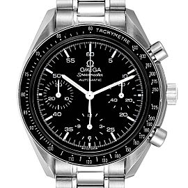 Omega Speedmaster Reduced Hesalite Crystal Mens Watch 3510.50.00