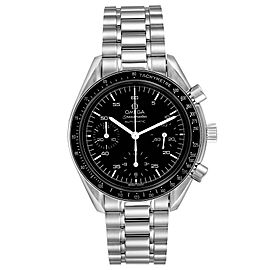 Omega Speedmaster Reduced Hesalite Crystal Mens Watch 3510.50.00 Tag