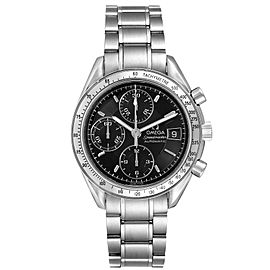Omega Speedmaster Date 39mm Automatic Steel Mens Watch 3513.50.00 Tag