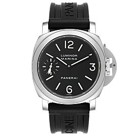 Panerai Luminor Marina 44mm Steel Mens Watch PAM00111
