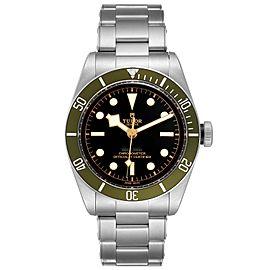 Tudor Heritage Black Bay Harrods Special Edition Mens Watch 79230G