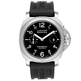 Panerai Luminor Marina 44mm Automatic Steel Mens Watch PAM00164 Box Papers