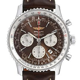 Breitling Navitimer 01 Panamerican Limited Edition Watch AB0121 Box Papers