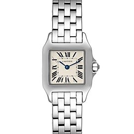 Cartier Santos Demoiselle Stainless Steel Ladies Watch