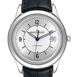Jaeger Lecoultre Master Control Date Mens Watch Q1548530 176.8.40.S
