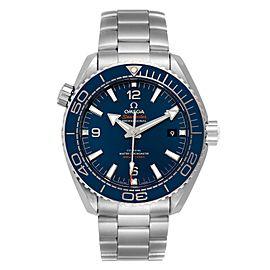 Omega Seamaster Planet Ocean Steel Mens Watch 215.30.44.21.03.001