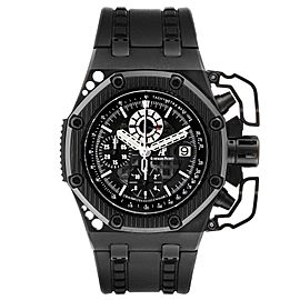Audemars Piguet Royal Oak Offshore Survivor Chronograph Watch 26165IO
