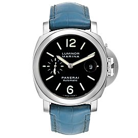 Panerai Luminor Marina Automatic 44mm Steel Mens Watch PAM00104