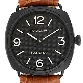 Panerai Radiomir 45mm Black Seal Ceramic Mens Watch