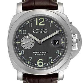 Panerai Luminor Marina Firenze 44mm Steel Mens Watch