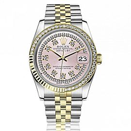 Rolex Vintage 69173 26mm Womens Watch