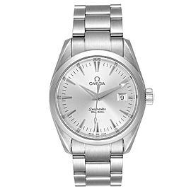 Omega Seamaster Aqua Terra 36 Silver Dial Steel Watch 2518.30.00