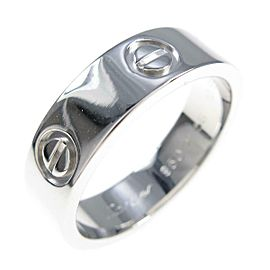 Cartier Platinum Love ring TkM-121