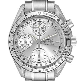 Omega Speedmaster Day Date Chronograph Steel Mens Watch 3523.30.00
