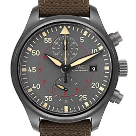 IWC Pilot Top Gun Miramar Ceramic Mens Watch