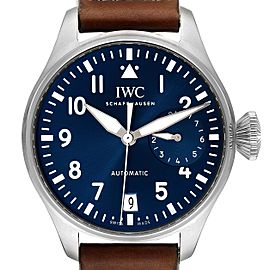 IWC Big Pilots 46mm Le Petit Prince Steel Mens Watch
