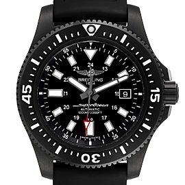 Breitling Superocean 44 Special Blacksteel Mens Watch
