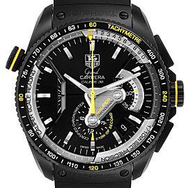 Tag Heuer Grand Carrera Calibre 36 Caliper Titanium Watch