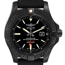 Breitling Avenger Blackbird 48 Titanium Mens Watch