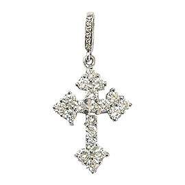 Loree Rodkin Platinum Diamond Pendant