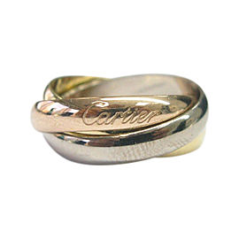 Cartier La Maison Cartier Trinity 3-Color Ring