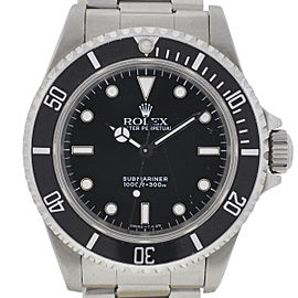 Rolex Submariner 14060 Stainless Steel Watch