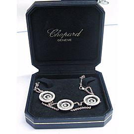 Chopard Happy Spirit 3-Circular Diamond Bracelet