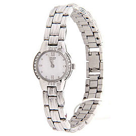 Citizen EK1160-51A Stainless Steel Quartz 21mm Womens Watch