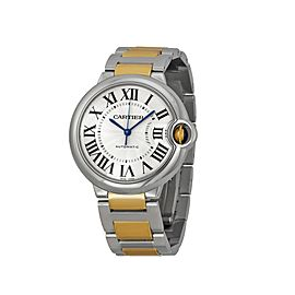 Cartier Ballon Bleu W2BB0012 18K Yellow Gold/Stainless Steel Automatic 36mm Unisex Watch