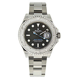Rolex Yachtmaster 116622 Steel and Platinum Automatic 40mm Mens Watch