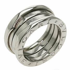 BVLGARI 18K White Gold B-zero1 S Ring