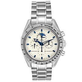 Omega Speedmaster MoonPhase Chronograph Mens Watch 3575.20.00 Card